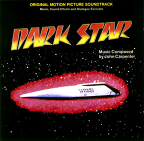 Dark Star Soundtrack Cover